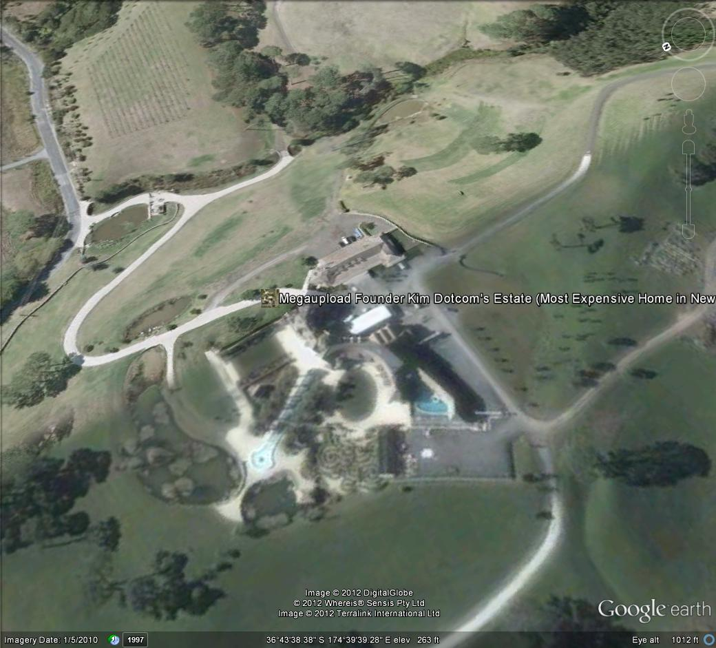 The Dotcom Mansion